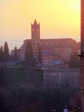 Siena: Sunrise