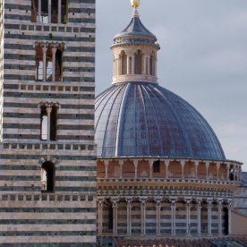 Siena: Tower and Dome