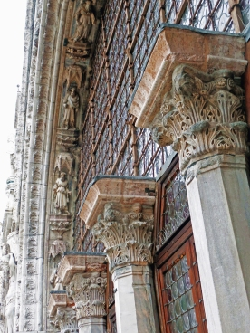Venice: Cathedral Front