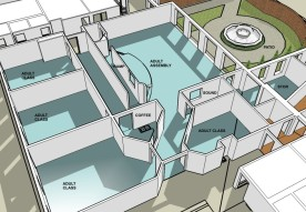 Study for remodeling education space