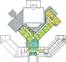 Upper Floor Plan w