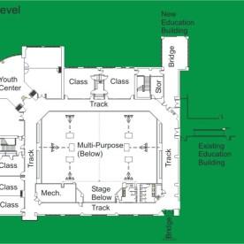 Upper Level Plan