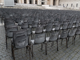 Vatican Seating