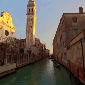 Venice: Leaning Tower