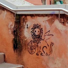 Venice: Graffiti