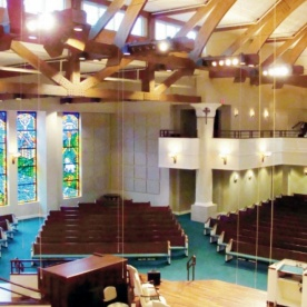 View from Choir