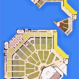 Worship Center floor plans