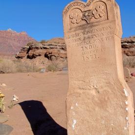 Grafton Cemetery Marker