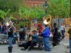 French Quarter Band