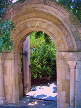National Cathedral Gate