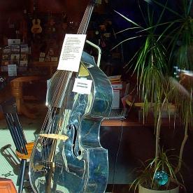 Aluminum Cello