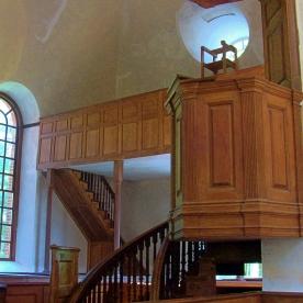 Colonial Pulpit