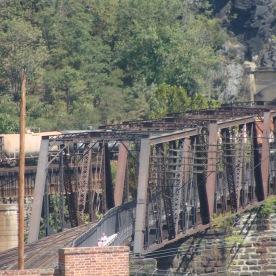 Train Bridge at Harpers Ferry