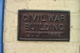 Gettysburg Marker