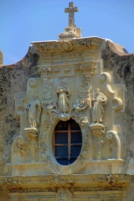 Mission Architecture in San Antonio