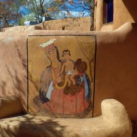 Madonna Bench