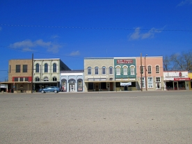 Downtown Flatonia