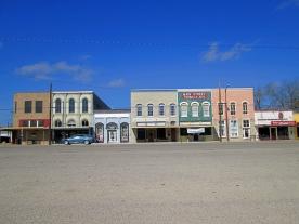 Downtown Flatonia