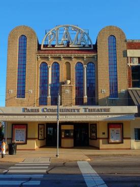 Paris' Plaza Theater