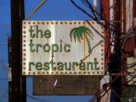 Paris' Tropic Restaurant