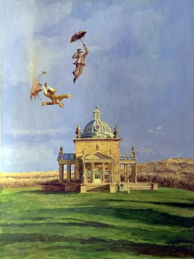 Icarus' Arrival in North Yorkshire Did Not Go Unnoticed