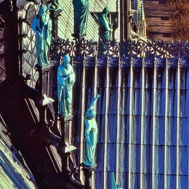 Notre Dame Roofscape