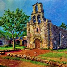 Mission San Francisco de la Espada, San Antonio