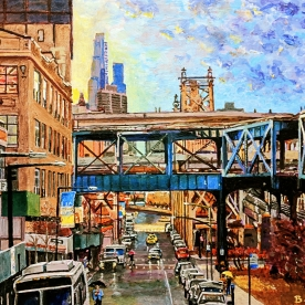 Queensboro Plaza Station, NYC